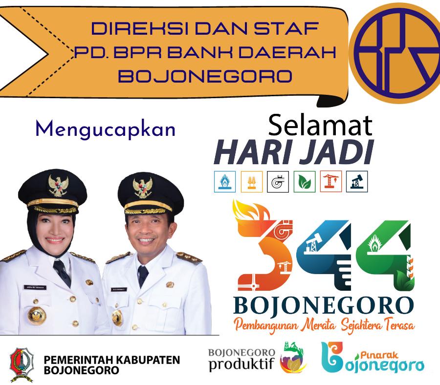 Staf dan Direksi PD BPR Bojonegoro (1)